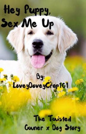 Puppy sex story