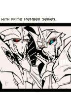 imagenes de Transformers <3 (zuculentas) by ArceeSenpai