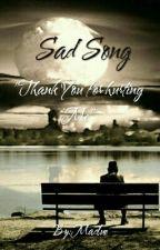 Sad Song (Lauren/You) by Maclue
