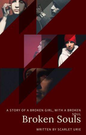 Broken Souls//Tyler Joseph by ScarletUrieScovorn
