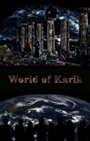 World of Karik by DanyaWlasko