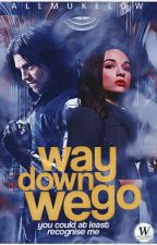 Way Down We Go ¡MARVEL! by AllMukeLow