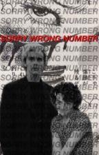 wrong number | j.d.g. by kkayla-kaspbrak