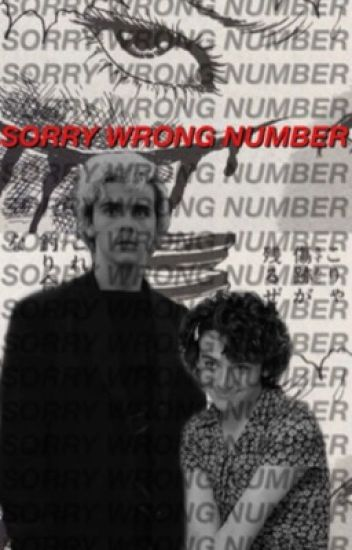 wrong number | j.d.g.