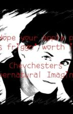 Supernatural Imagines by chevchester