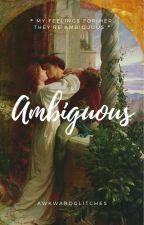 「 ambiguous | jeon wonwoo 」 by AwkwardGlitches