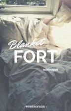 Blanket Fort (Norminah) by powerofjuju