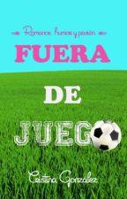 Fuera de juego © Cristina González 2012//También disponible en Amazon. by aleianwow
