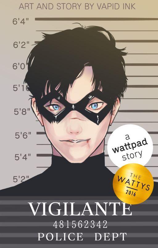 Vigilante by Vapid_Ink