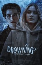 Drowning | Nolan Holloway TW by mikkiandnackk