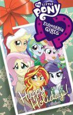 Equestria girls especial navidad by FanyCruz207