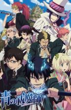 Exorcist Cram School Trip to ITALY!! (KHR and Ao no Exorcist CROSSOVER) by ChubbyChubbyMe