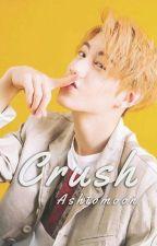Crush   Got7- Mark Tuan  by moon_dusty