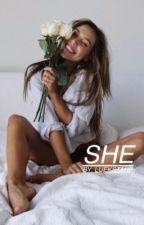 SHE | Chance Sutton by LUEKSTAHP