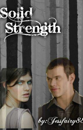 Solid Strength {Emmett Cullen} by Jessfairy88