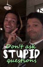 Don't ask stupid questions ➙ Supernatural by Dixonstiel