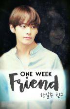 One Week Friend (한일주 친구) || Taerin  by s_jungyerin
