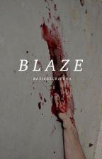 BLAZE ° THE HUNDRED  by killerhemmings