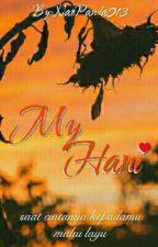 My Hani by NaoPanda013