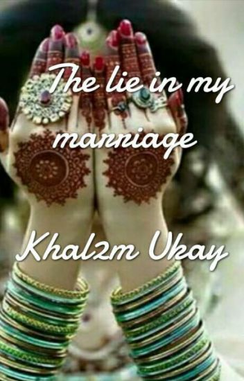 The lie in my marriage (EDITING)