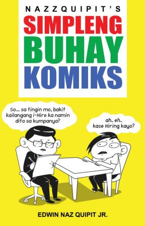 Simpleng Buhay Komiks by Nazzquipit