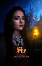 She |Harry Potter| by YuleniConsDem12