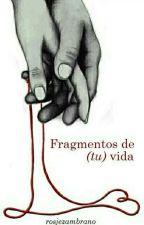 Fragmentos de (tu) vida. © by rosjezambrano