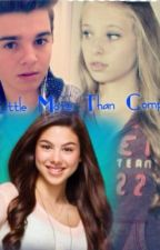 A Little More Than Complicated (A Jack Griffo FanFic) by blxrryeyed
