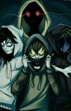 Creepypastas x reader by psycopathyandere27