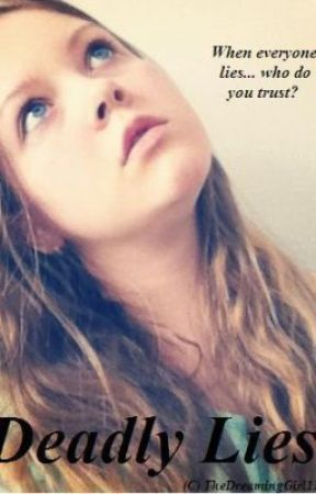 Deadly Lies (A Hunger Games Fanfic) by TheDreamingGirl13