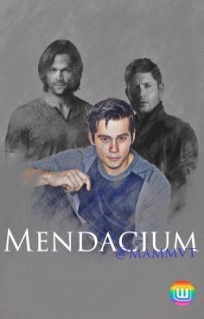 Mendacium ➫ TW/SPN by mammvt