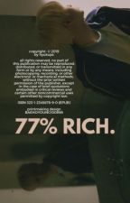 77% rich [kaisoo] by hyukups