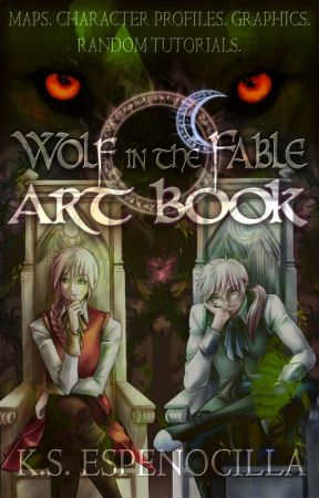 Wolf in the Fable (Art Book) by windstruck07