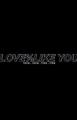 AllV | Love%like you