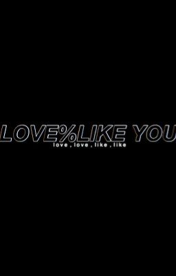 AllV | Love%like you