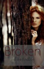 Broken (A Hunger Games Fanfic) by xxFireAndIce