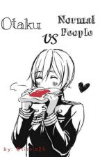 Otaku VS Normal People by titolo24