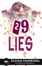 29 Lies by TheCatWhoDoesntMeow