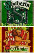 Noi Contro Il Mondo ||Fred Weasley|| by Luna_Narcissa_Malfoy
