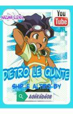 DIETRO LE QUINTE - ship e altro by Adékébé08 by inazuma11_