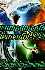 Acampamento Elemental - RPG by AndyParkson
