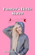 Hunter's Little Sister  by littleblissfit