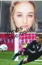 Hands on the Ball! by teilzeit_schlau