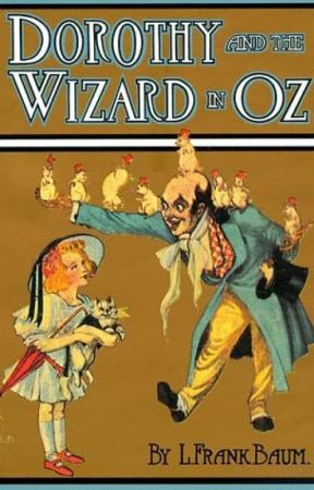 Dorothy and the Wizard in Oz by LFrankBaum