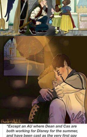Disney Dream (Destiel fanfiction) by DrarryChild75
