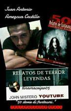 """ 50 storie di fantasmi."" ( Testimonianze reali. ) by Tinamacripo05"