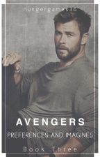 EDITED | Avengers Preferences & Imagines (Book 3) | REQUESTS CLOSED by hungergames36