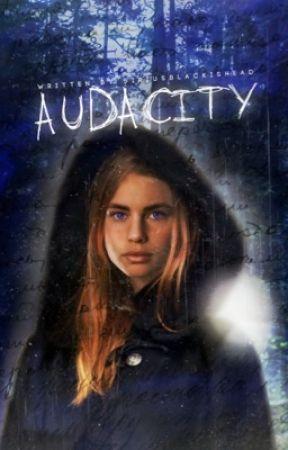 Audacity.   Harry Potter by siriusblackisdead