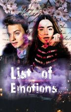 List Of Emotions by MyLittleConor