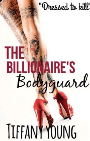 The Billionaire's bodyguard  by Cryst_al